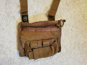Tactical Assault Gear (TAG) admin pouch - khaki