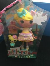 Lalaloopsy - Candle Slice O' Cake ~ Rare Doll Now Retired ~ Brand New In Box