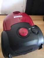 Kenmore 721.23082500 Bagless Canister Vacuum Cleaner Red Main Motor Unit Only