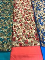 (LATEST) Marina winter unstitched suit (2 piece) Salwar Kameez - Shalwar Kameez