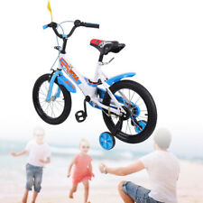 Jungen Kinderfahrrad 16''Blau Fahrrad Kinderfahrräder 16.7kg Ständer Rad bicycle