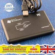 125khz USB Lector de identificación de tarjeta de proximidad RFID Sin contacto EM4100 EM4102 TK4100