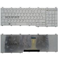 Clavier Français AZERTY type V000211410 pour portable TOSHIBA Satellite