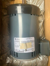 1 New Ge 5Kcp49Un6040S Commercial A-C Motor 1Hp Brand New