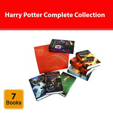 Harry Potter Box Set: The Complete Collection Children's by J. K. Rowling (Multiple copy pack, 2014)