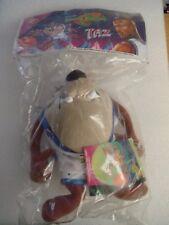MacDonalds Warner Bros Space Jam Plush Figure -Taz - 1996 BNIB