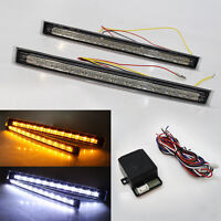 Fog Led Drl Turn Signal Indicators Lights Control Module For Citroen C4 C5 C6 C8