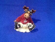 Boyds Winter Moose Troop-Mattie Frostbuns