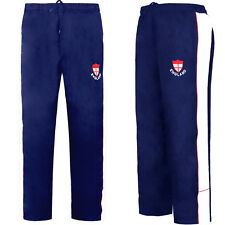 Mens England Trouser Tracksuit Pants Jogging Bottoms Running Football Rugby Gym