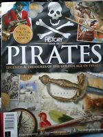 All about history pirates legends & treasures of golden age of piracy iss.4.2020