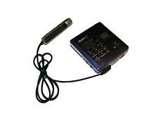 Sony MZ-R55 Mini Disc Player Recorder Md Walkman Blue 30
