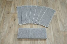 14 Plain Pastiche 4314 Carpet Stair Treads stairs  stripe Pad Large  carpet