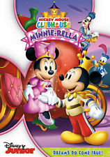 Mickey Mouse Clubhouse: Minnie-Rella (DVD,2014)
