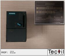 CPU 313 Simatic S7-300  6ES7 313-1AD03-0AB0  SIEMENS |  SPS PLC