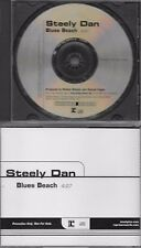 STEELY DAN  Blues Beach  promo CD single  DONALD FAGEN  WALTER BECKER