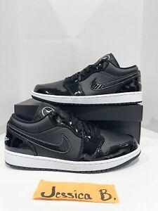 Nike Air Jordan 1 Low SE All Star Weekend ASW Black Mens Size 13 DD1650-001 New