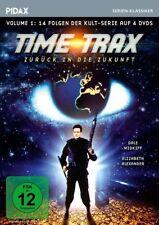time Trax Vol. 1 Lewis Teage DVD 4 DVDs deutsch 1993