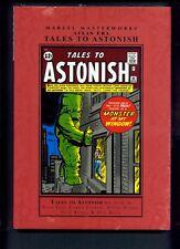 Marvel Masterworks Atlas Era Tales to Astonish Volume 4 Factory Sealed Stan Lee