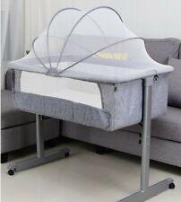 Babybett Stubenwagen Babywiege Beistellbett Kinderbett Reisebett für Kinder Baby