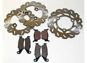 BRAND NEW OEM Honda rear brake pad set TRX450r 450er 450r 2004-2013
