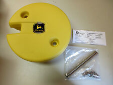 JOHN DEERE REAR WHEEL PLASTIC WEIGHT & HARDWARE KIT PART #: BM17976