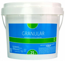 Granular Chlorine for Above or In-Ground Swimming Pools ~ 25 LBS