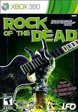 Xbox 360 : Rock of the Dead VideoGames