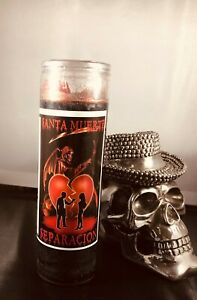 Santa Muerte Seperation Candle FIXED