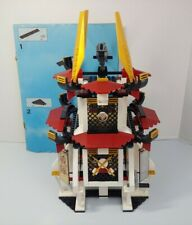 Lego 8107 Exo Force The Humans Fight for Golden Tower incomplete, no figures