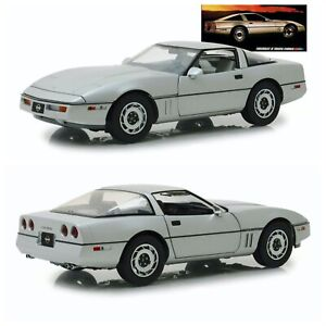 1/18 Greenlight Chevrolet Corvette C4 1984 Best Production Sports Car In World