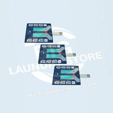 NEW 3 x Dexter Blue Touch Pad for Stack Dryers (Bottom):  9801-059-002