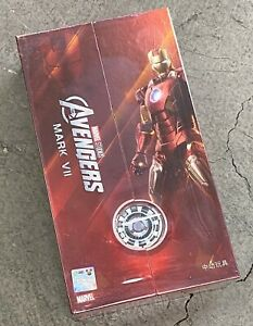 ZD-MK7: ZD Toys Marvel Iron Man Mark 7 Mark VII 7inch action figure, in Stock