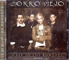 ZORRO VIEJO - CAFE DE LOS RUMORES - CD