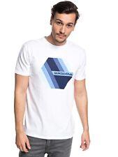 Camiseta Quiksilver retro Right blanco