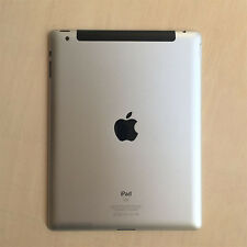 Silver Replacement A1396 for iPad 2 2nd Gen 3G + Wi-Fi Back Cover Rear Housing