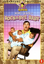 Rock-a-Bye Baby NEW PAL Classic DVD Jerry Lewis
