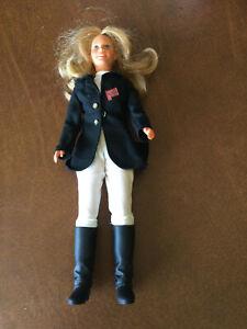 Vintage 1978 Kenner International Velvet Doll Sarah Velvet Brown