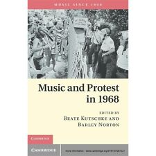 NEW - Music and Protest in 1968 (Music since 1900)