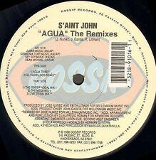 S'AINT JOHN - Agua (The Remixes) (Jose Nunez Rmx) - Gossip