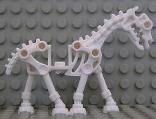 LEGO - Skelett - Pferd / Skelettpferd weiss / White Horse Skeletal 59228 NEUWARE