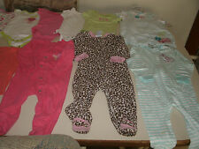 Girls 20 piece mixed clothing lot size 6-9 months