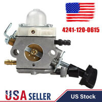 Carburetor Fit For Stihl Blower BG56 BG56C Zama C1M-S260B Carb 4241 120 0615