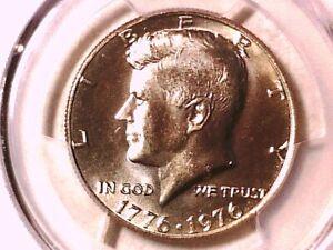 1976 P Kennedy Half Dollar PCGS MS 65 Clad 40526445