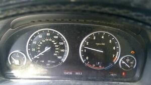 Speedometer Cluster Analog MPH Thru 6/13 Fits 12-14 BMW 640i 340034