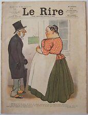 Le Rire #53 6 février 1904 Huard, Hermann Paul, iribe, Guydo