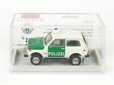 Lada Niva Polizei
