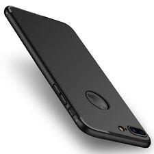 Anti-chocs Coque Etui Housse Silicone Gel Mat Case Cover Pr iPhone 6S 7 Plus 8 X