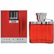 DUNHILL London DESIRE RED 1.7 oz 50 ml EDT Eau De Toilette Spray For Men New