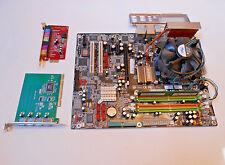 Abit AW8-MAX LGA775 Socket i955X with 1gb DDR2 and Intel Pentium D 2.8 GHz