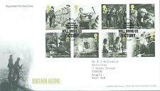 GB FDC Britain Alone 2010 Dover Postmark